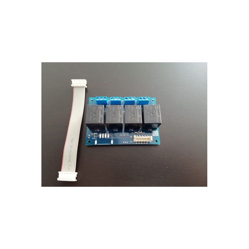 Relay extensionboard