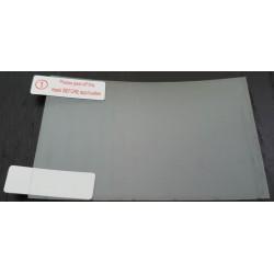 Anti-Reflex/Fingerprint foil 3.5 inch